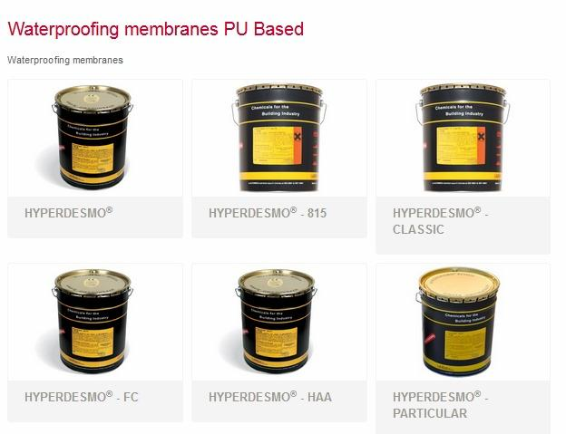 Polyurethane liquid membrane for waterproofing & protection