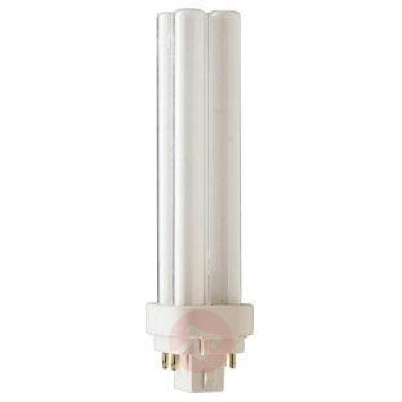G24q compact fluorescent bulb Master PL-C 4Pin - light-bulbs