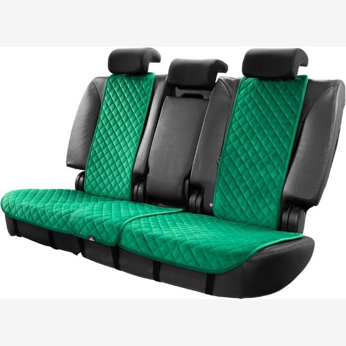 Trokot car seat covers Emerald - High-quality car seat covers for a stylish and individual car interior