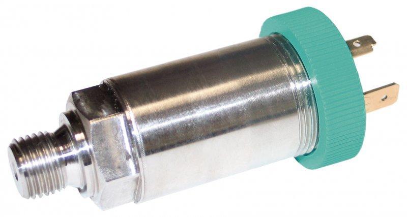 Pressure transmitter - 8227 - Absolute/Relative pressure transmitter, vacuum, analog, membrane, robust,