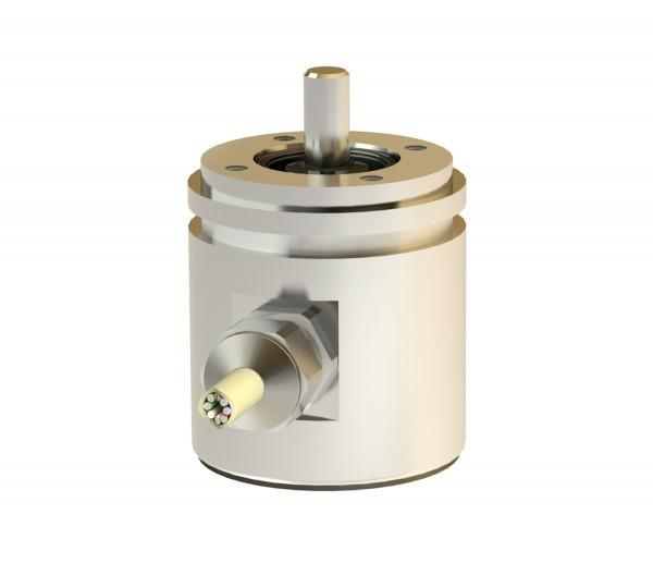 Rotary encoder TBE36 - Absolute rotary encoder made of aluminium or stainless steel
