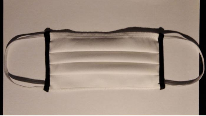 Máscara MS001_20 - Mascaras de proteção laváveis e reutilizáveis certificadas para 25 lavagens
