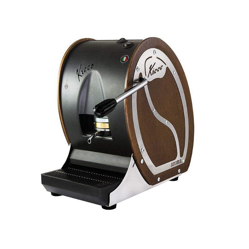 Macchine A Cialde Kicco In Legno Colore Mogano 50 Cialde Omaggio - Kicco in Legno
