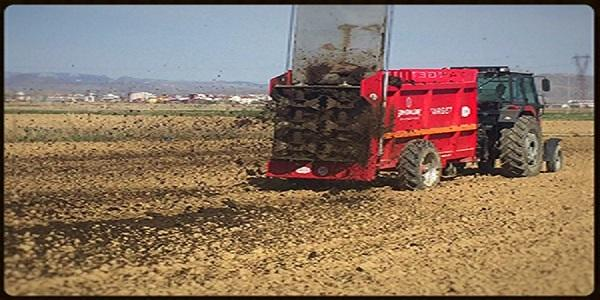Manure Spreader Trailer