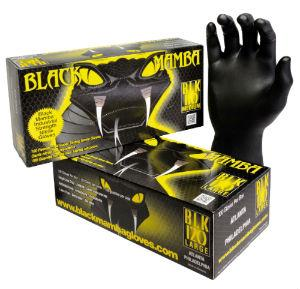 Boite de gants en nitrile Black Mamba