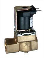 Servo-controlled solenoid valve NC, DN 13 - 01.013.521