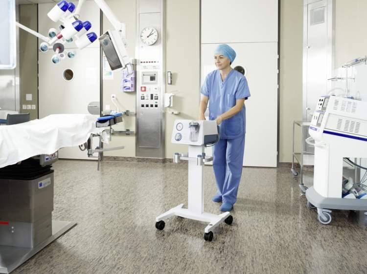 Aspirador quirúrgico Dominant Flex - Aspirador de secreciones con caudal seleccionable