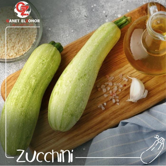Zucchini  -  Fresh