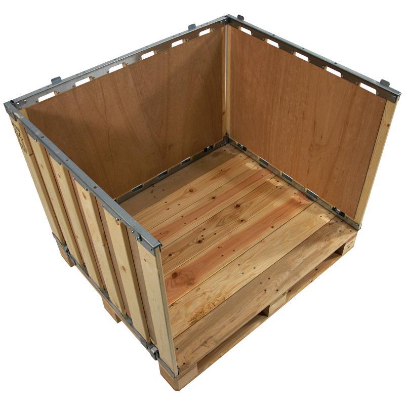 4 Aufsatzrahmen mit Sperrholz im Inneren - MP Multibox MPB.e70.C