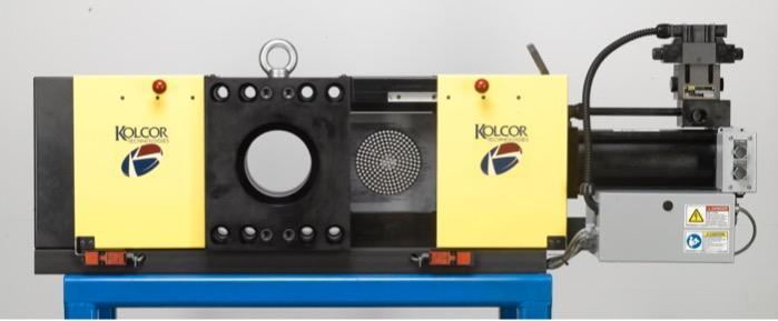 Changeur de filtre hydraulique Kolcor - Changeur de filtre à plaque ou à tiroir pour la filtration des thermoplastiques