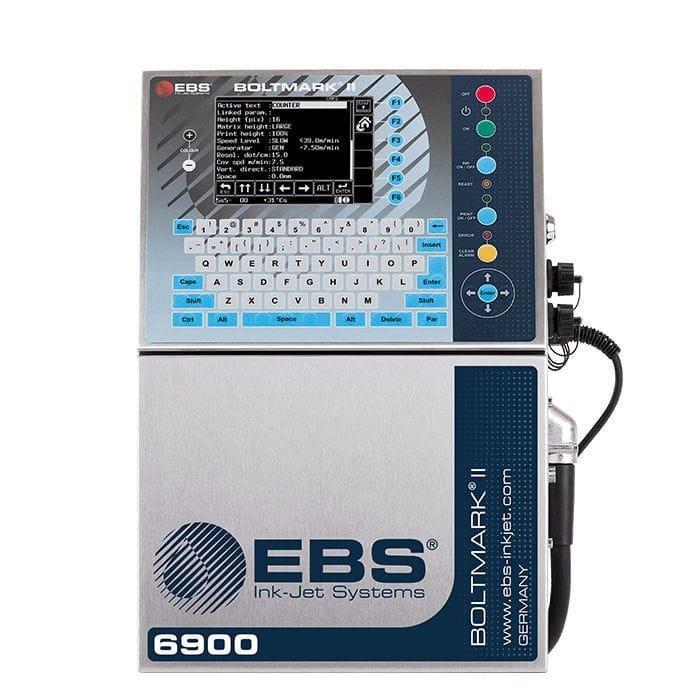 Einkopf-Industriedrucker EBS-6900 - Industrielles Kennzeichnungssystem