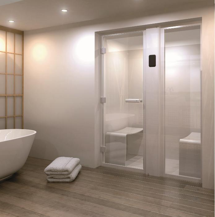 Equipos para baños de vapor - convierta su baño en un baño turco