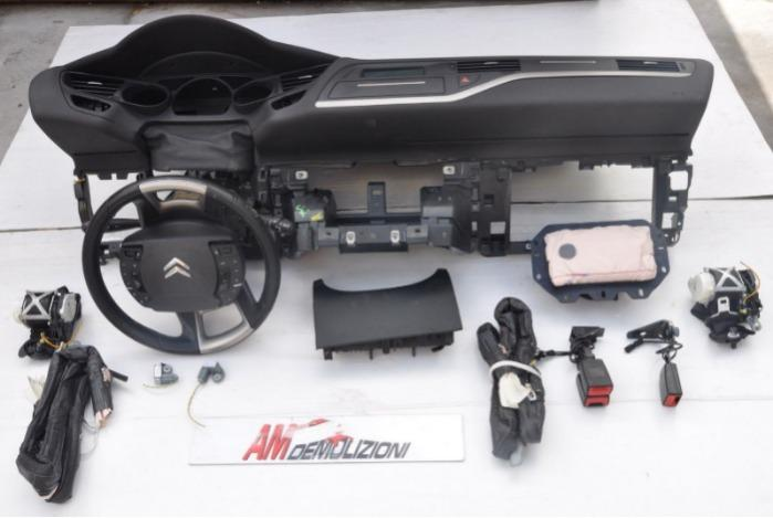 Kit airbag e cruscotto completo  - Citroen C5 2011