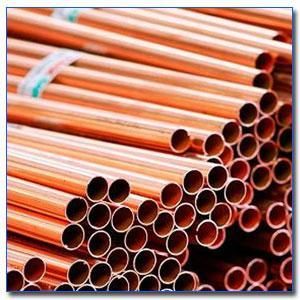 Aluminium Brass Drawn Tubes  - Aluminium Brass Drawn Tubes