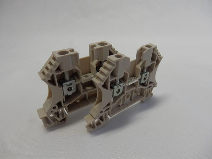 borniers WDU 2.5 mm²