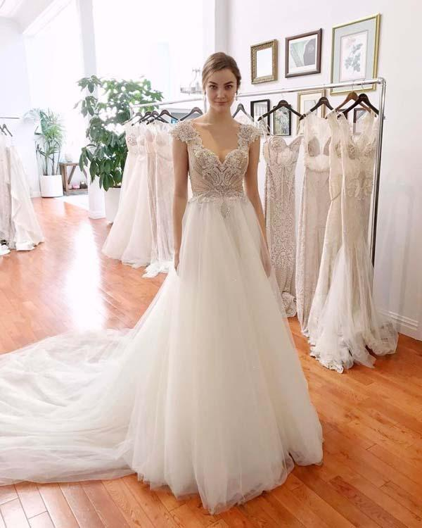 Custom Made Wedding Gowns - Runway Fashion, UK - International Shipping From India | Read Reviews of Past Clients