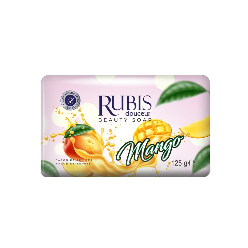 Rubis – 125gr Fruit Serie Paper Wrapped Soap - Paper Wrapped Soap