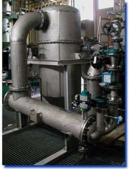 Plants Solvent Recovery - ZUVV 2000 EEx - Forced Circulation Evaporator