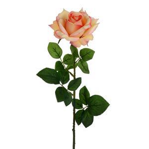 Rosa stelo in poliestere