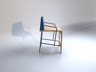 Chair Frame1/2 Movie Collection - null