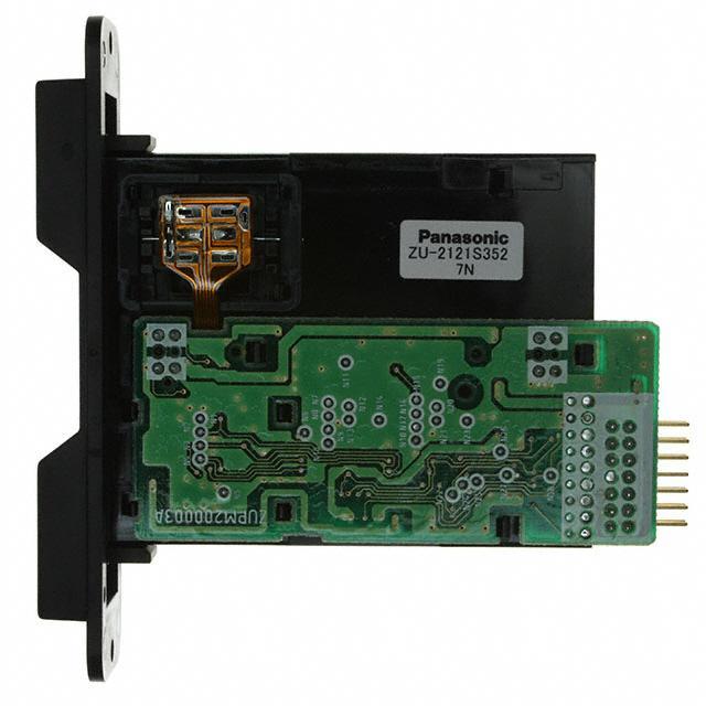 CARD READER HALF INSERT W/BEZEL - Panasonic - ATG ZU-M2121S352