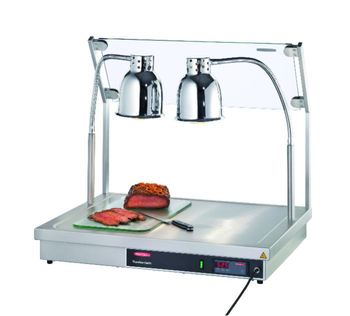 Carving station -