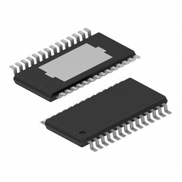 IC SERIALIZER 1MBPS 28HTSSOP - Texas Instruments SN65HVS882PWPR