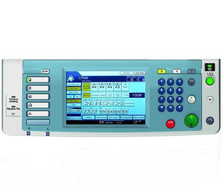 MP C2050 - Multifonctions Couleur
