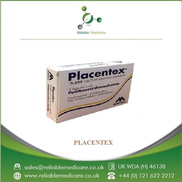 PLACENTEX, dermal filler, RELIABLE MEDICARE, United Kingdom