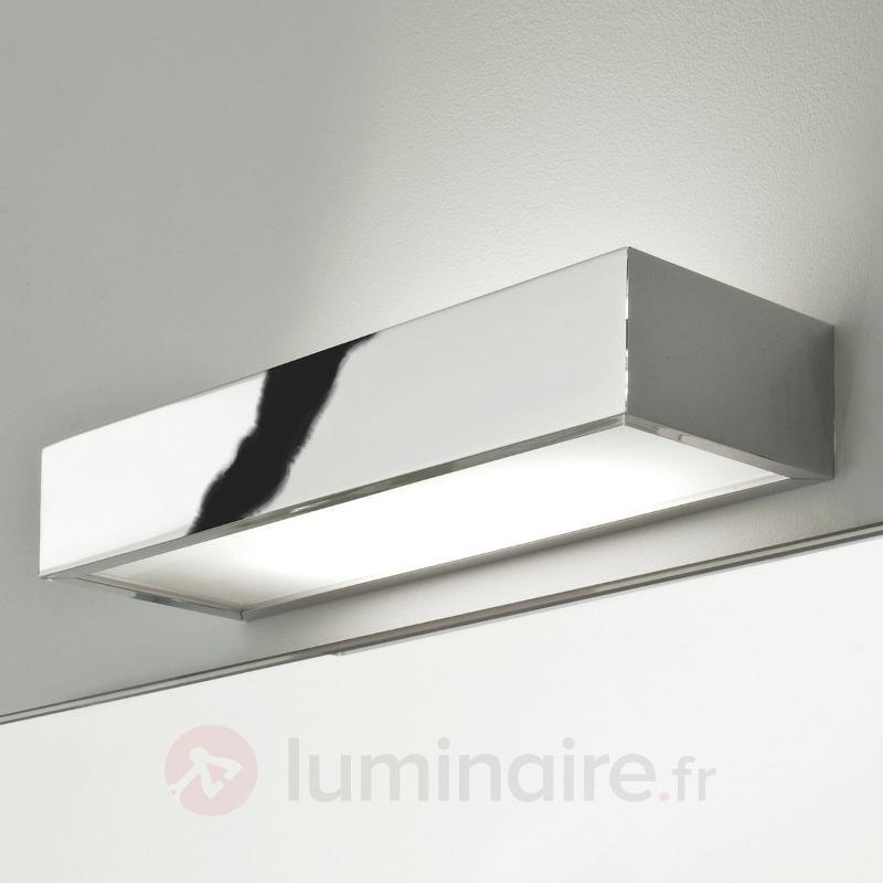 Gracieuse applique TALLIN, éclairage indirect - Appliques chromées/nickel/inox