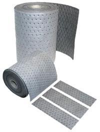 Rouleau absorbant tout liquide, tapis double... - RTL 4448-2 AR Absorbants fibres et granulés