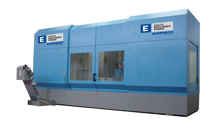 Tiefbohr-Fräsmaschine AUERBACH AX4 TLF -