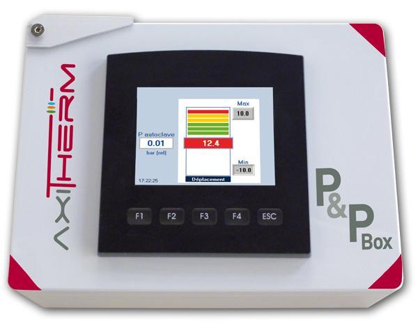 Centrale P&P Box Déformation - Réduction des déformations emballages (boîtes, barquettes, sachets)