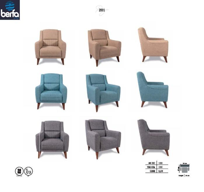 berjer单人座椅 - berjer单座制造商
