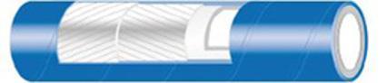 Molkereidampfschlauch Tubluestream - null