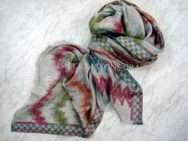 Trendy Jacquard Scarves - Trendy Jacquard Scarves