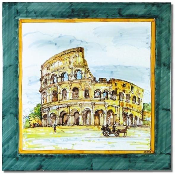 I Pannelli - Pannelli artistici - Colosseo