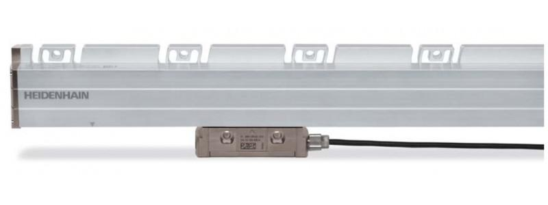 LC 100系列封闭式直线光栅尺 - LC 100 封闭式直线光栅尺标准光栅尺外壳 绝对式位置测量