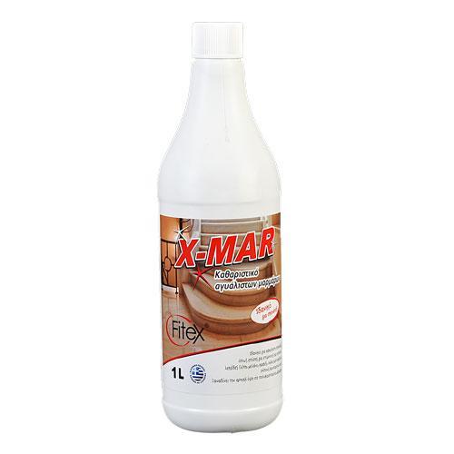 Καθαριστικό αγυάλιστων μαρμάρων - X-MAR