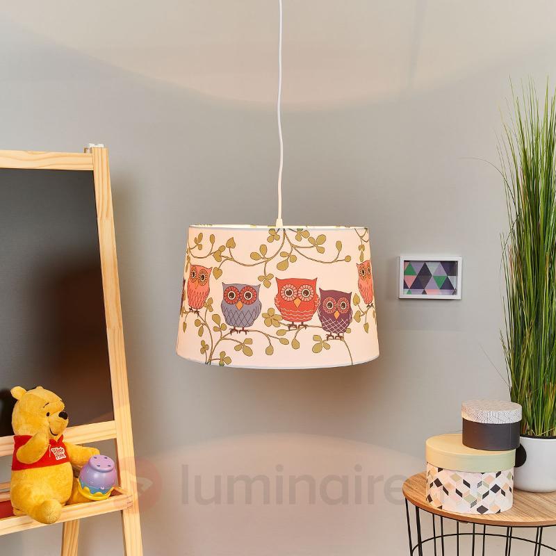 Suspension Ugglarp - motif chouette tendance - Chambre d'enfant