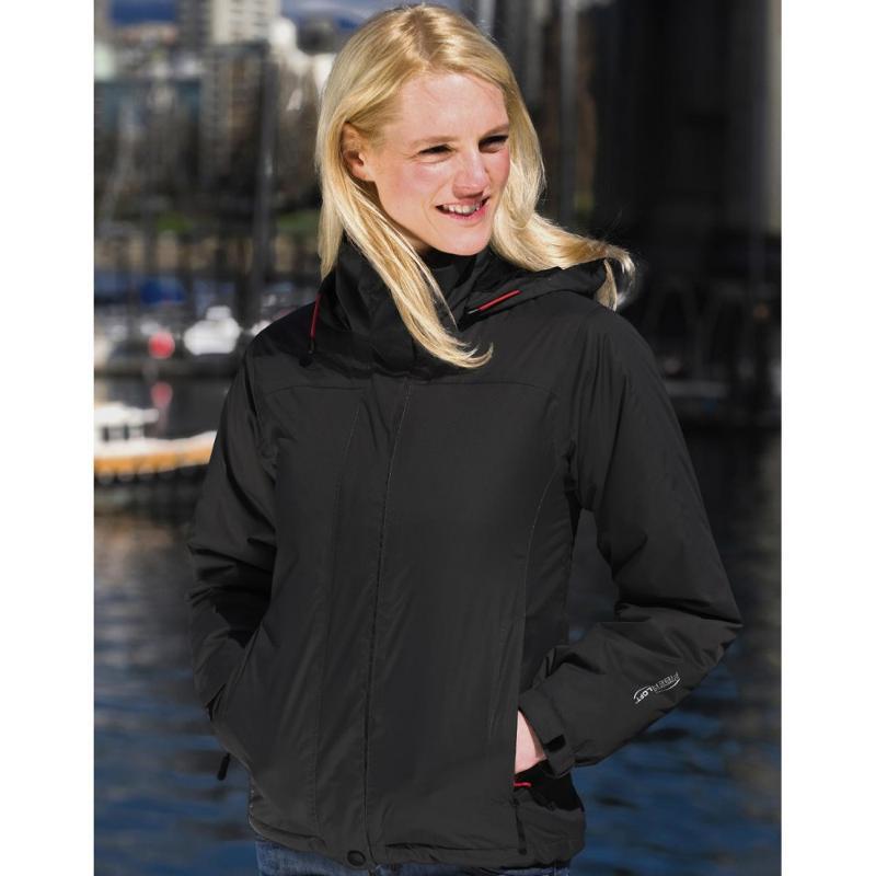 Veste femme Atlantic - Avec capuche