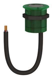 Bouton de commande tactile lumineux bicolore à technologie capacitive - Série B22 et B30