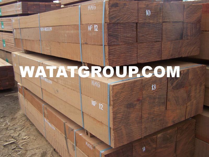 AZOBE WOOD - Azobe Hardwood Timber