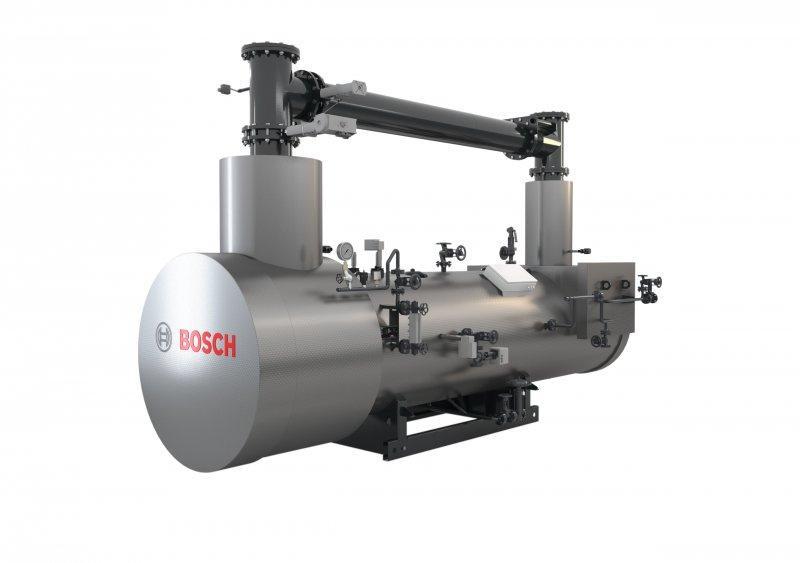 Heat recovery steam boiler - HRSB