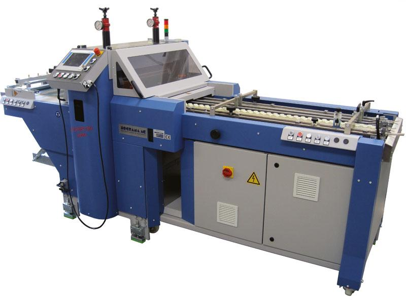 Rotary die-cutter - BSR 550 Servo with register table