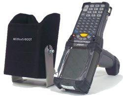 Max Michel Scannerhalterung für Zebra MC92N0-G, MC9200-G, - Max Michel Scannerhalter für Motorola MC9000-G, MC9100-G oder MC9200-G