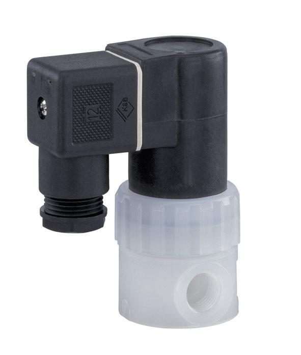 GEMÜ 52 - Elektrisch betätigtes Magnetventil