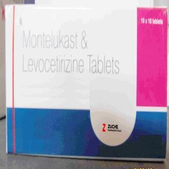Montelukast and Levocetirizine Tablets - Montelukast and Levocetirizine Tablets
