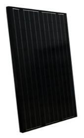 Panneaux Photovoltaïques - Panneau GH SOLAR 200 M125 BLK