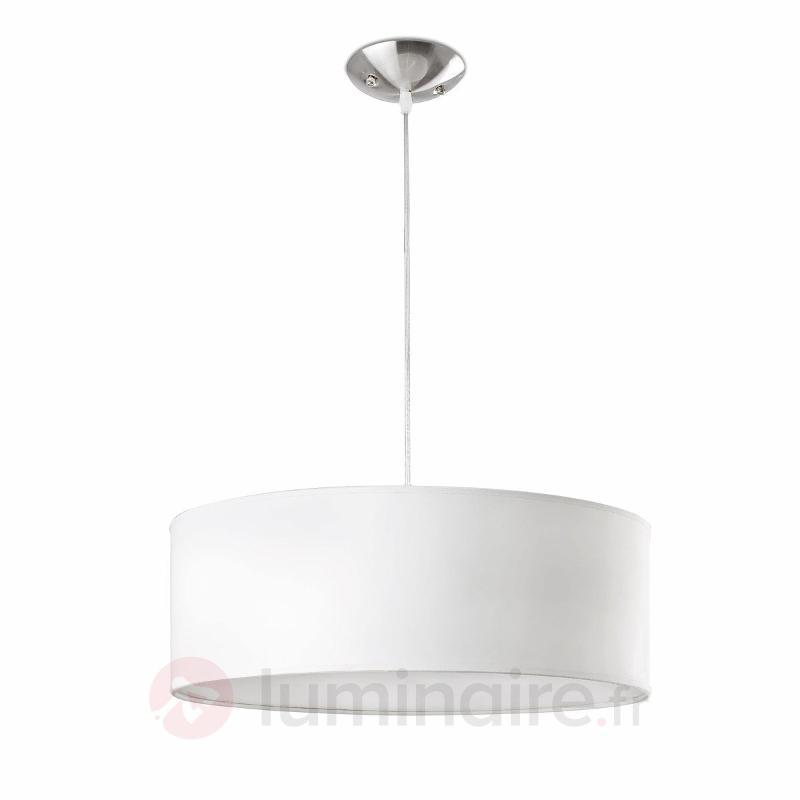 Suspension moderne SEVEN blanc - Cuisine et salle à manger